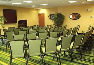 Meeting Room A, Fairfield Inn & Suites Seymour, Seymour