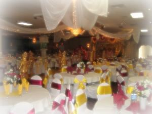 Party Area, Celebrations Banquet Hall, North York