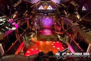 Club Upper Balcony, Castle Chicago, Chicago