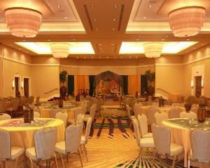 Ballroom (I, II, III & IV), Morrow Center, Morrow — 81'x54' + 11'x34' built in hardwood stage.
