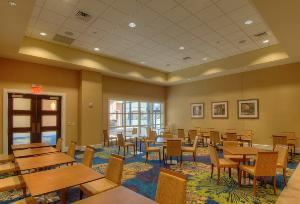 Lounge, Morrow Center, Morrow — Accommodates up to 60 guests.