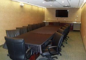 Executive Board Room, Clarion Inn University Plaza, Cedar Falls