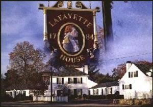 Wedding at the Historic Lafayette House, Lafayette House, Foxboro — The Lafayette House
