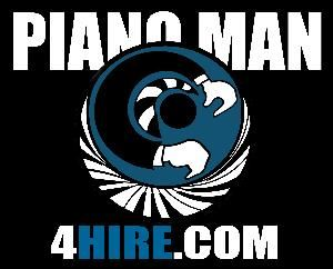 "Pianist For Hire, San Antonio — ""Legendary Piano Man"" Bernie Martini takes you on a musical tour through all styles of music 