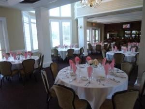 Private Dining Rooms, Wentworth Country Club, Tarpon Springs