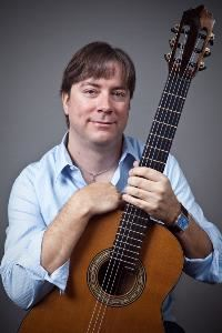Tom Sprayberry Classical Guitarist, San Antonio