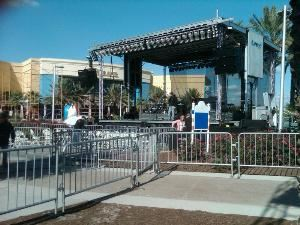 True Productions, Atlanta — We are a full service, event production company. Our 32' x 24' hydraulic stage travels the U.S. for events of all sizes. This stage saves clients time and money with the quick set-up. Additional decks and extensions allow us to design staging to fit your needs. Our 24' x 16' stage is popular for smaller events. We offer pro-audio, lighting, backline and IMAG services and can help you save with package deals.