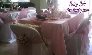 Fairy Tale Tea Parties, Riverside