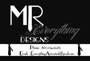 MR Everything Designs, Newark