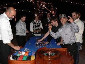 Action Casino Parties, Scottsdale