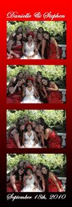 3 Hour Photo Booth Rental, Entertainment Elements, Sacramento — Amanda Photo Strip
