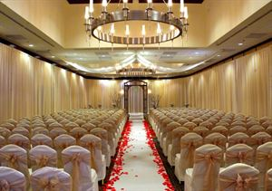 Empress Wedding Package, Hilton Hotel Bellevue, Bellevue — Wedding Ceremony