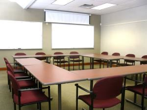 Baker Classroom, American Mountaineering Center, Golden