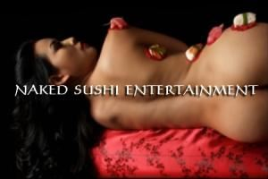 Naked Sushi Entertainment, Las Vegas — Corporate Logo for http://www.NakedSushiEntertainment.com. Specializing in: