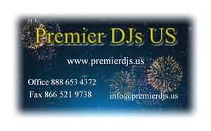 Four Hour Wedding DJ Package!  , Premier DJs US, Westborough — Premier DJs US