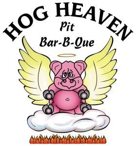 Hog Heaven Pit Bar-B-Que, Bailey — barbecue meats, southern style veggies, fried catfish, chicken, chicken wings, original recipes for all our food and deserts. Original Bbq sauce, hot wing sauce, homestyle desserts. Dine in - Take out - Catering all events (bussiness and personal).