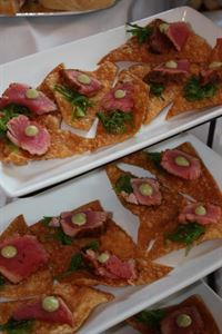 Design Your Own Event Pick 8 , Reeves Catering - Simple to Extravagant - We Make It Happen!, Greenville — AHI Tuna App