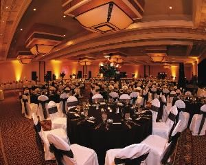 Grand Ballroom, The Fess Parker Santa Barbara Hotel - a DoubleTree Resort by Hilton, Santa Barbara