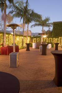 Anacapa Patio, The Fess Parker Santa Barbara Hotel - a DoubleTree Resort by Hilton, Santa Barbara