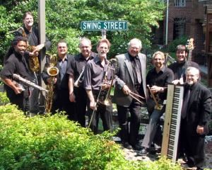 Swing Street Band, Southern Pines — Tom Bernett's Swing Street Band