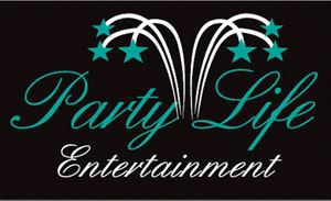Deluxe Wedding Package, Party Life DJ's And Entertainment, East Providence — Logo