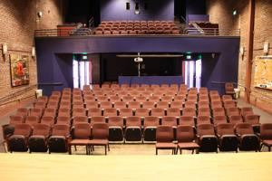 Guild Theater, Sacramento — View from Center Stage