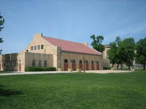 Wigington Pavilion, Harriet Island, Saint Paul — Wigington Pavilion
