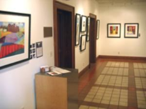 Terryberry Art Gallery, St. Cecilia Music Center, Grand Rapids