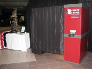 Freeze Frame Photobooths, LLC, Lafayette