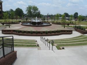 Outdoor Amphitheater, City Of Greer Events Center, Greer