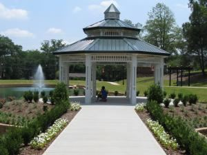Gazebo, City Of Greer Events Center, Greer