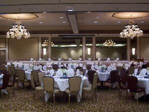 Raphael Room, Torninos, Fresno — Our newly remodeled banquet rooms could be the perfect place for your special day!