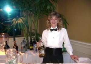 Bartender & Server Package for Weddings & Parties (5 hours), Party Servers Bartending, Apopka — Michele CAF wedding