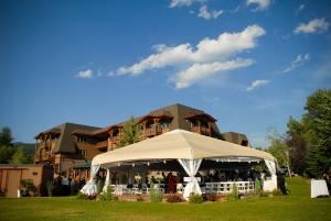 Lakeside Function Area, Lodge at Whitefish Lake, Whitefish