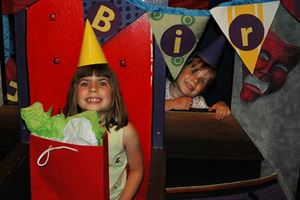Private Birthday Party, Children's Museum & Theatre of Maine, Portland — Celebrating