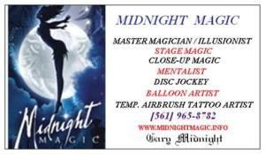 Midnight Magic, Boynton Beach