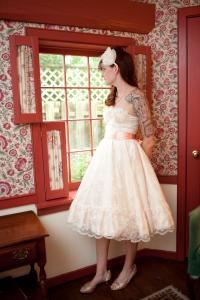 BG Productions, Philadelphia — The bride made her own wedding dress!