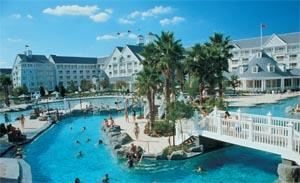 Yacht Pool, Disney's Yacht & Beach Club Resorts, Orlando