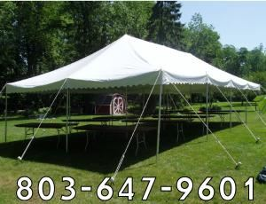 Tent Rentals - Lexington SC - Rent Tents for Events, Lexington — We deliver Tent Rentals in Lexington, SC.