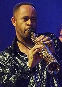 "Peter Jordan Saxy Jazz & Sound Evolution Band, Cary — Saxophonist Peter Jordan shown here performing on the television special ""Motown Live"" with the platinum selling recording group Heatwave best known for hits ""Always and Forever"", ""Boogie Nights"", ""Groove Live"", and ""Mind Blowing Decisions"""