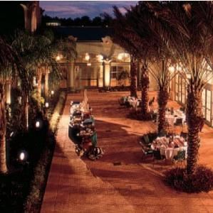 La Mesa Patio, Disney's Coronado Springs Resort, Orlando