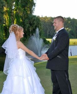 Ruby Wedding Ceremony Package, Seven Springs Golf and Country Club, New Port Richey — On-site Ceremony