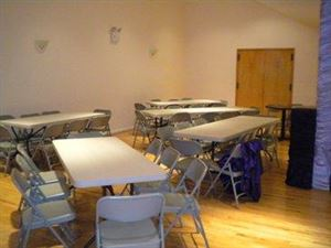 $100 Tables & Chairs Rental Package, T. Rena Weddings/ Events Inc. ----Event Rentals, Jamaica