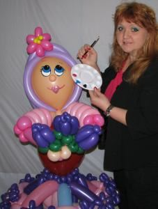 Creative Balloon Art & Fantastic Face Painting, Saint Charles