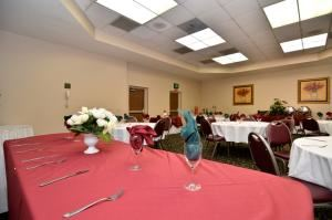 Haven2, BEST WESTERN PLUS Heritage Inn, Rancho Cucamonga — Haven Room is perfect for Baby Showers and parties for 50 people or fewer.