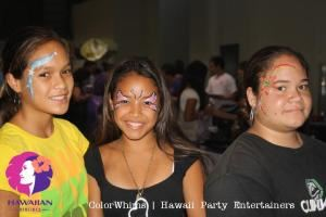 ColorWhims - Hawaii Face Painting & Balloons, Honolulu — Face painting for Keiki, teens, adult parties and special events around Oahu, Hawaii.
