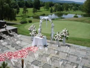 Wyoming Valley Country Club, Wilkes Barre — Wyoming Valley Country Club Wedding