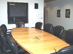 Suite Conference Room, Safeco Field, Seattle