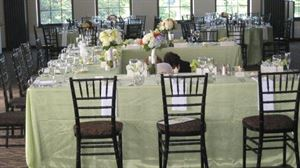 Full Service Planning:  $1500, Michigan Weddings & Candy Buffets, Troy — Wedding Reception