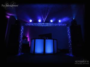 4 Hour DJ/MC/Lighting Package, FOX ENTERTAINMENT, Lima — Professional DJ in Ohio!
